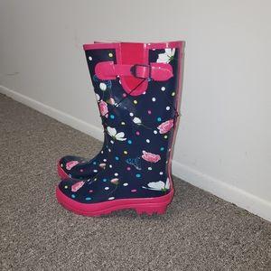 NWT Ladies Size 9 Rainboot